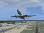Captain Sim 757 at Mega Airport Frankfurt in Prepar3D